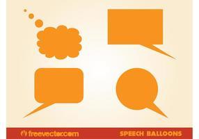Comic Book Balloons