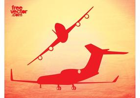 Avion Vols