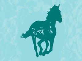 Cheval Vector Graphics