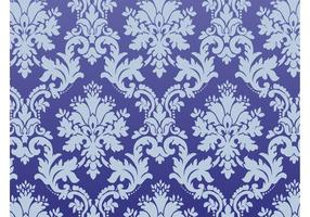 Damask vector graphics