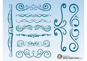 Vector Flourishes