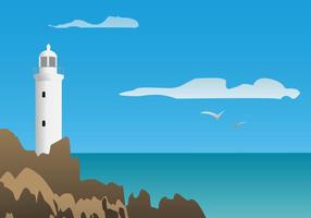 Sea-lighthouse-vector