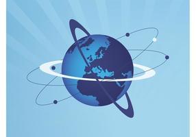 Welt Vektorgrafiken
