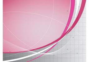 Rosa bakgrundsdesign