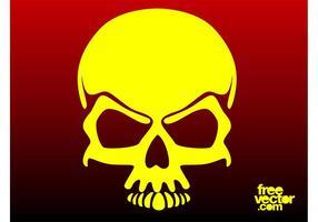 Cool Vector Skull
