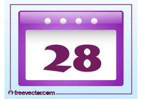 Calendar-icon-vector