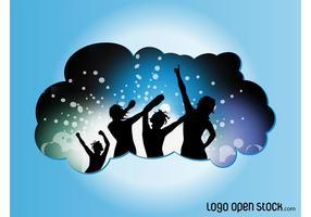 Vector Dance Party