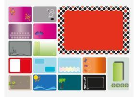 Cards Vectors