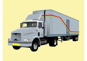 Vector-truck