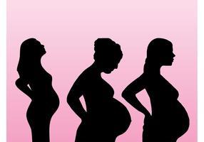 Pregnancy Vectors