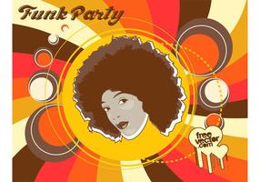Funk Party Flyer