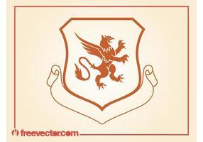 Emblème griffon