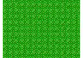 Blätter Vektor Muster