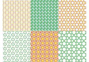 Sömlösa mönstervektorer