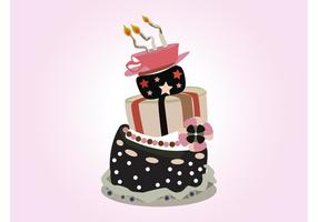 Vector-birthday-cake