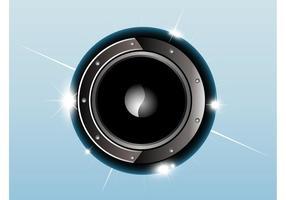 Shiny Speaker Vector