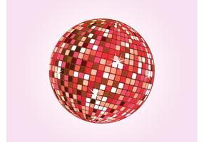 Vector Disco Ball
