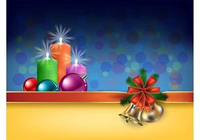 Fundo de Natal do vetor