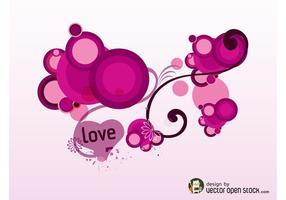 Amor Vector Diseños