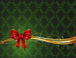 Cinta de Navidad de vector