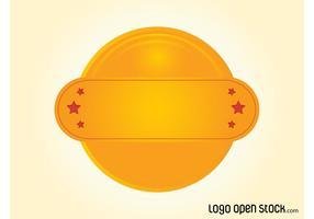 Logotipo Vector das Estrelas