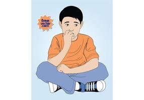 Orolig Kid