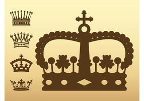 Coroas vetoriais