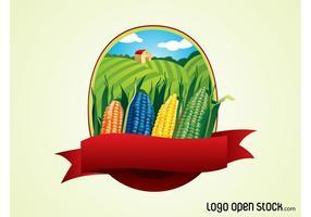 Icono de vector de la granja