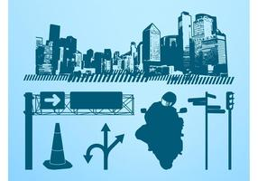 Urban Vector Designs