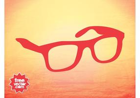 Prescription Glasses Vector