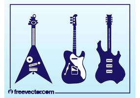 Vector-electric-guitars