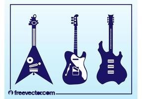 Vector Electric Guitars