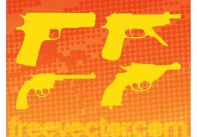 Vektorgewehre packen