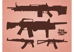 Vector Automatic Guns