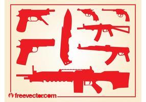 Weapons Vectors