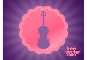 Vector Violin