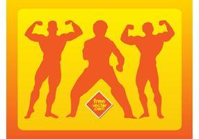 Vector Wrestlers