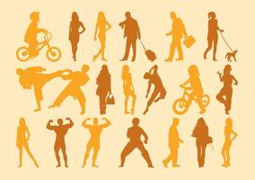 Vector People Graphics