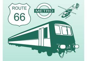 Transport Vector Graphics