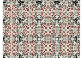 Vektor-Boden-Muster