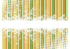 Vector Floral Wallpaper