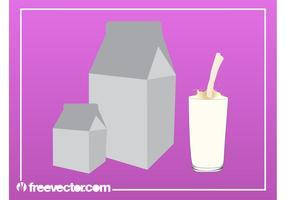 Vetores de leite