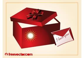 Icône cadeau