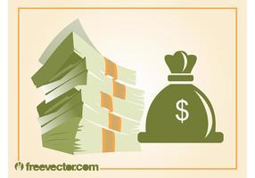 Icône de l'argent