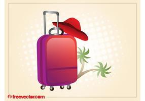 Icono de vacaciones