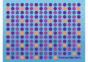 Dots-vector-background