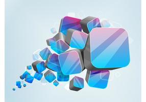 Vector 3D Shapes