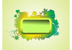 Nature Vector Banner