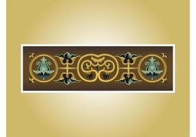 Antique Banner Vector
