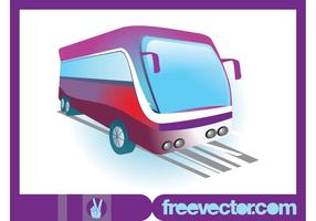 Ônibus moderno